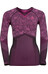 Odlo Blackcomb Evolution Ondergoed bovenlijf roze/violet